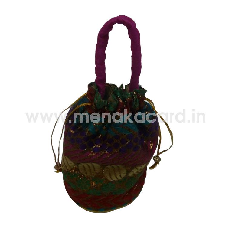 Potli bag - Jamavaram Small