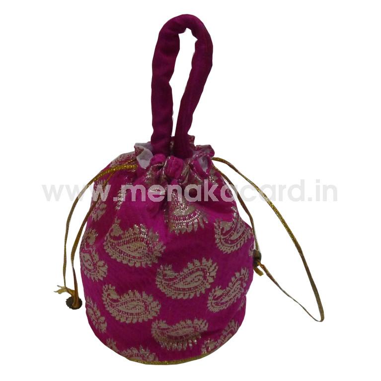 Potli bag - Mango design