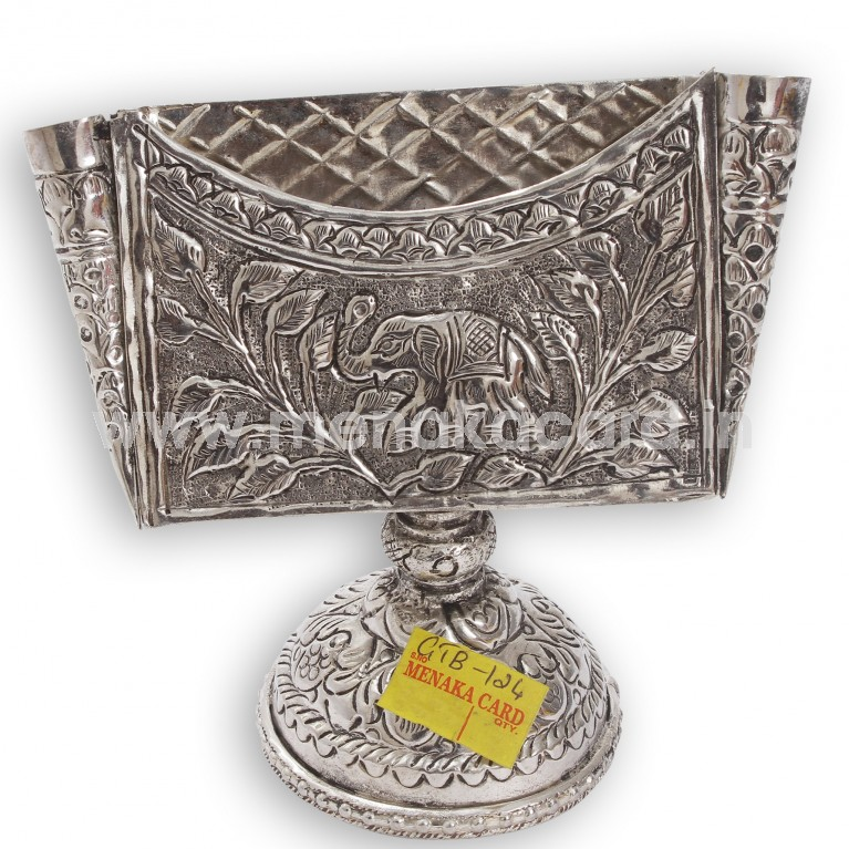 Visiting Card Holder Stand (2 per gm)