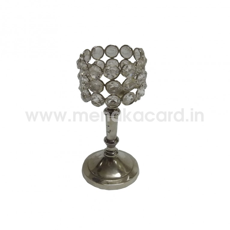 Candle Stand Crystal