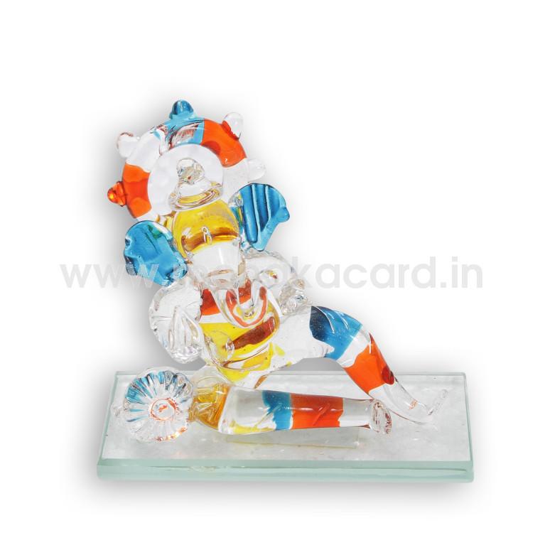 Raja Ganesh Idol